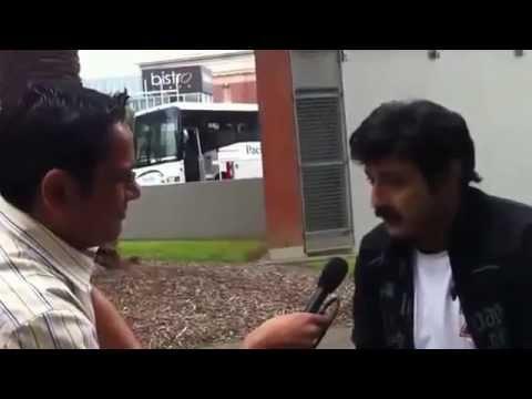 Balakrishna Funny Interview -HINDI ENGLISH Mixer Photo,Image,Pics