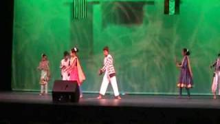 Indian Dance Classical vs HipHop - Battle and Harmony IAN, Nashville TN