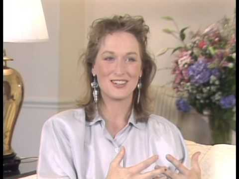 Meryl Streep Reveals Why She Became an Actress