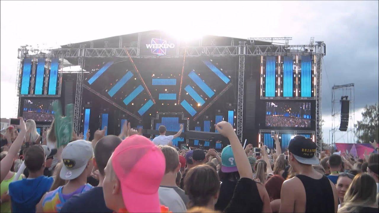 weekend festival 2014 helsinki netin hauskimmat