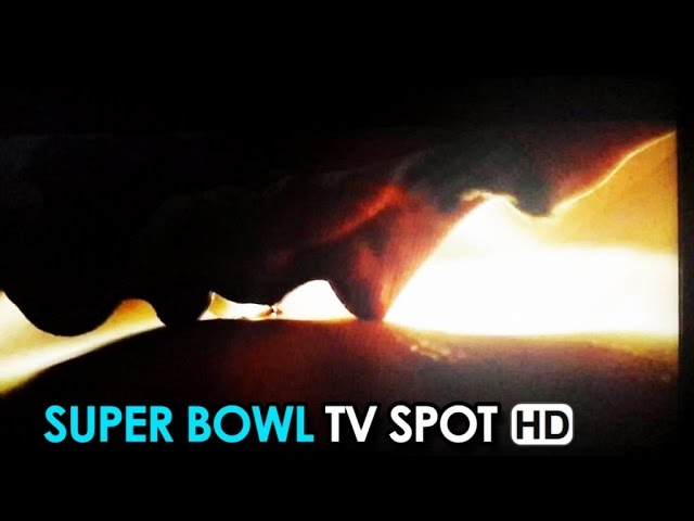 Cinquanta sfumature di grigio Spot Tv Super Bowl V.O. (2015) - Dakota Johnson, Jamie Dornan HD
