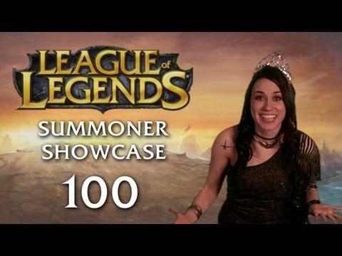 Party - Summoner Showcase #100