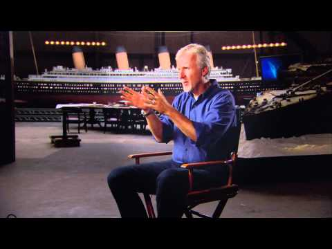 James Cameron Gives A Deeper Look Into Titanic 3D