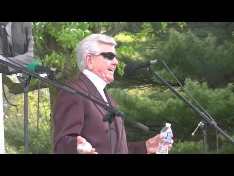 Jimmy Clanton at Alan Freed memorial event