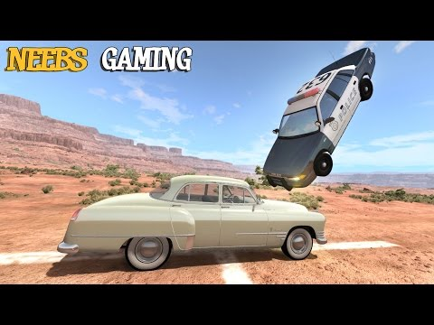 BeamNG Drive - Crazy Car Crashes & Destruction BeamNGDrive Gameplay