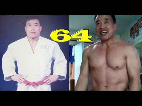 Strength of a 64 Yr Old Korean Judo Master Image 1