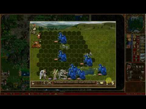 Gem vs 70K Azure Dragons in Anti-Magic Garrison