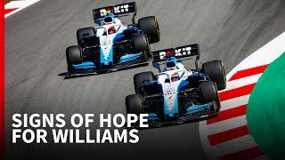 Why Williams can finally see light at the end of the tunnel