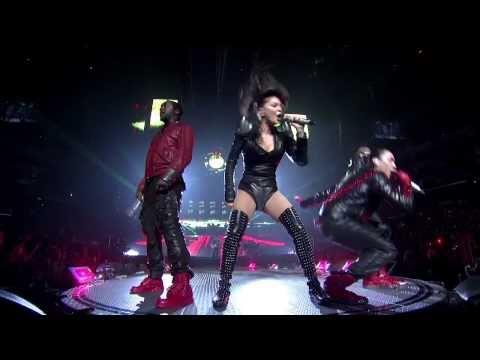 Black Eyed Peas  Staples Center (hd) - Pump It video