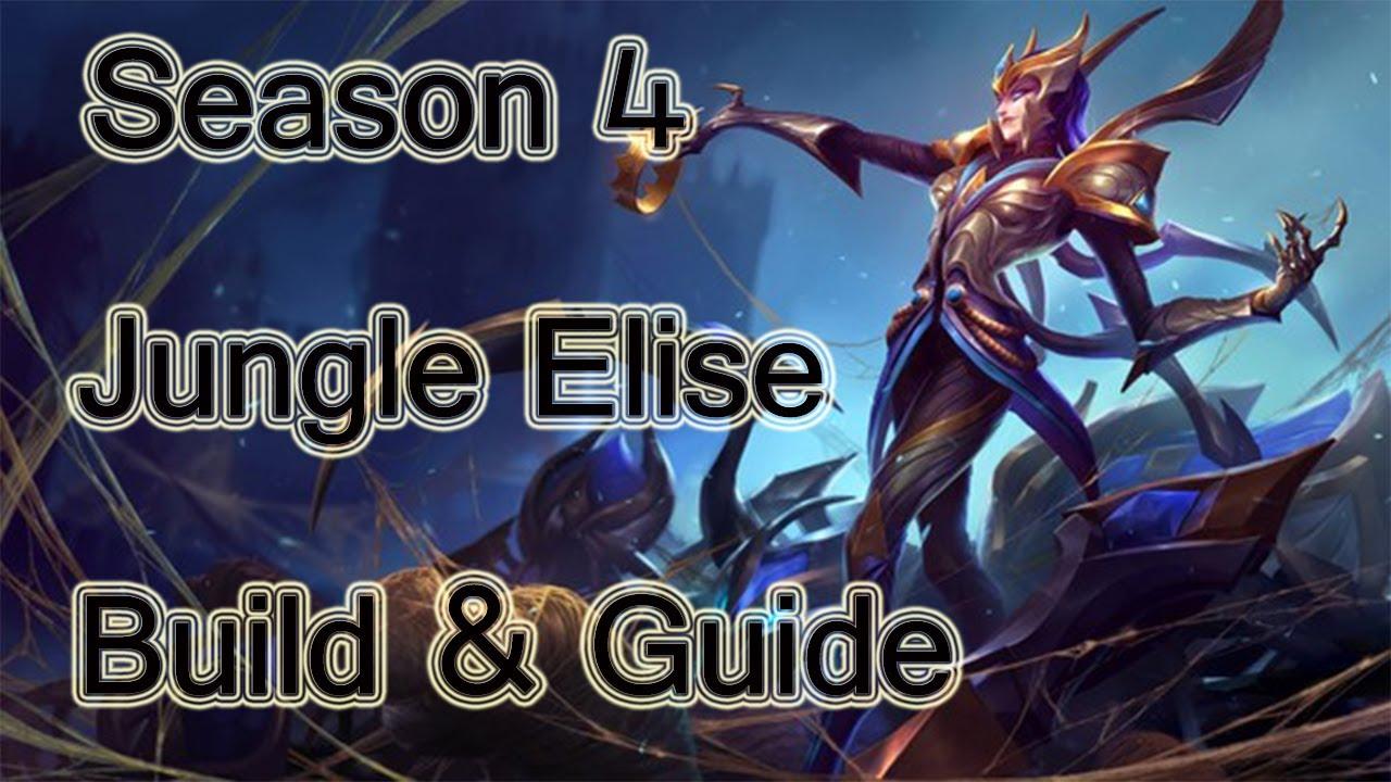 Jungle Elise Build Guide