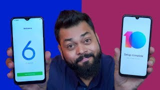 MIUI 10 Vs Color OS 6 Comparison - Which Is A Better UI??