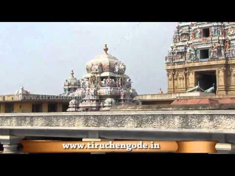 Arthanareeswarar Temple, Tiruchengode