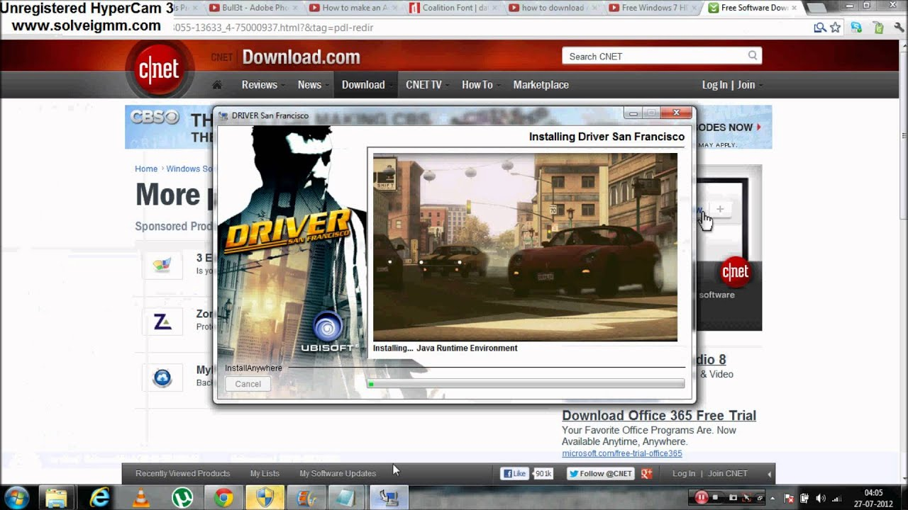 Driver San Francisco PC FREE DOWNLOAD 100% WORKS! 2012 ...