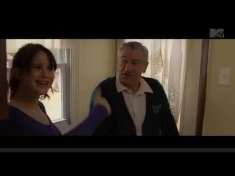 'Silver Linings Playbook' Alternate Ending - Jennifer Lawrence & Bradley Cooper