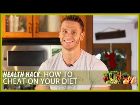 How to Cheat on Your Diet: Health Hack- Thomas DeLauer