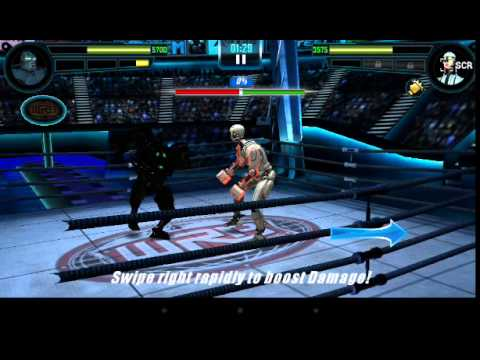 Real Steel Wrb Albino Real Steel Wrb Zeus vs