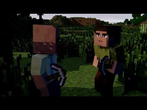 Minecraft Анимация: Приключения Джека