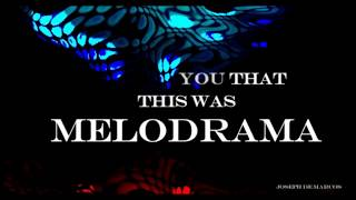 Lorde Sober II Melodrama
