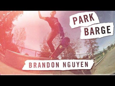 Park Barge: Brandon Nguyen