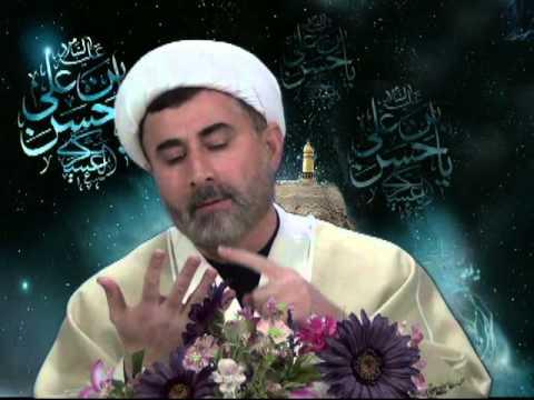 Sheikh Mansour Leghaei - State and Religion - Part 3 (Wilayatul Faqih)