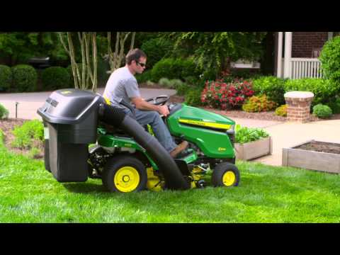 John Deere: Riding Lawn Tractors Video