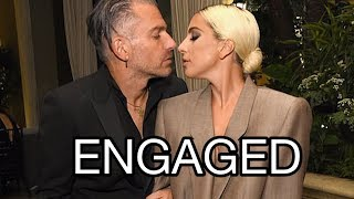Lady Gaga CONFIRMS Engagement to Christian Carino: 'Fiance' Elle's Women In Hollywood Awards