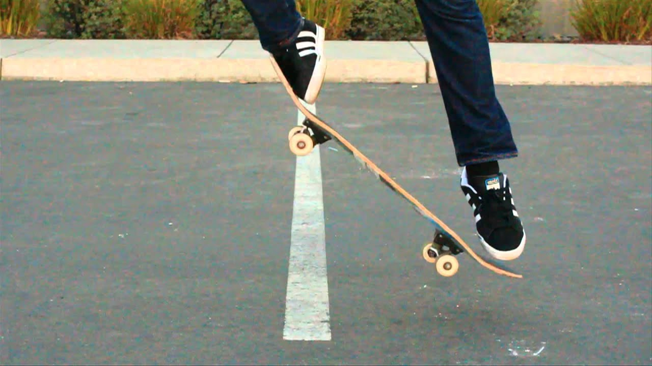 How long did it take you to learn how to ollie? - Quora