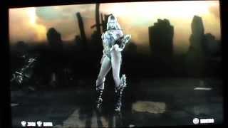 video Let's Play di Gabry Costa PS3. Ecco una pericolosa donna di ghiaccio per voi. Anche Killer Frost ha poche skin alternative come Black Adam. Queste sono tutte le statuette di Killer Frost con...