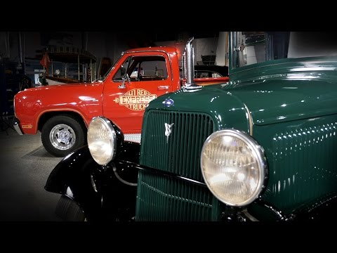 1933 Ford Pickup vs. 1979 Dodge Express - Generation Gap: Trucks
