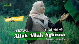 Download lagu Allah Allah Aghisna الله الله أغثنا - Nazwa Maulidia ( )