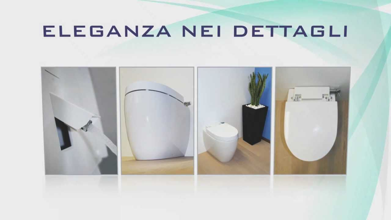 Nuovo easy wc wc e bidet incorporati come mai prima d for Wc con bidet