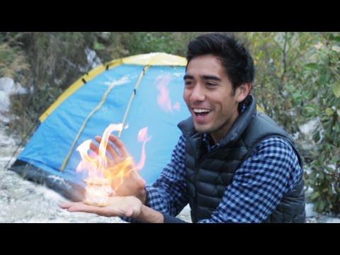 FinalCutKing Goes Camping
