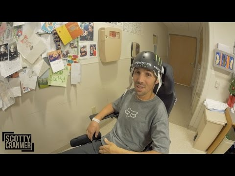 SCOTTY CRANMER CRASH UPDATE!