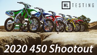 2020 450 Shootout | by Michael Lindsay Testing
