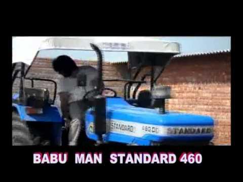 BABU MAN STANDARD TRACTOR 460.
