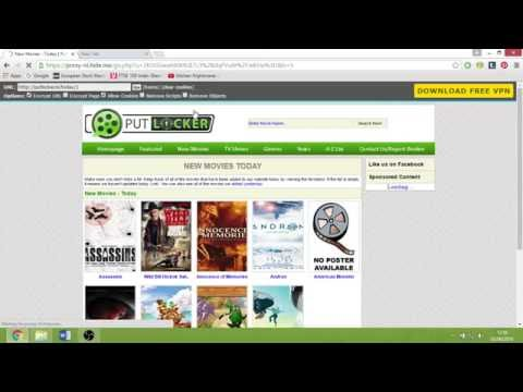 How to unblock putlocker.is free with no download streaming vf