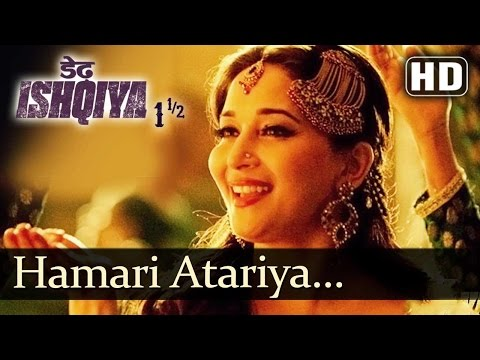 Hamari Atariya Pe (HD) - Dedh Ishqiya - Madhuri Dixit - Huma Qureshi - Rekha Bhardwaj