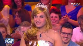 Malik Bentalha débarque en Miss France sur le plateau de TPMP