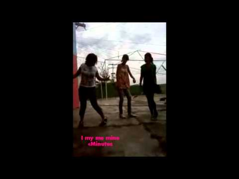 4 Minutes - i My Me Mine (cover Dance) [ensayo] urasian K-pop Word video