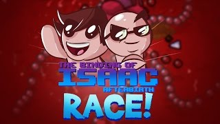 The Binding of Isaac: AFTERBIRTH Race with Northernlion | Part 7