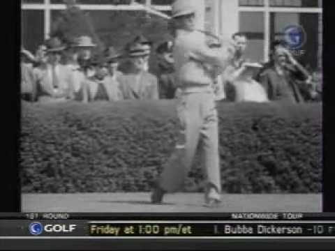 sergio garcia swing sequence. Ben Hogan golf swing 2