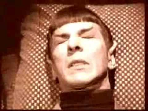 Star Trek + Nine Inch Nails = Closer Video