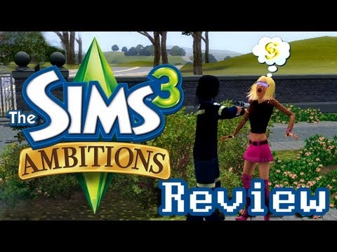 LGR - The Sims 3 Ambitions Review