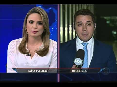 SBT Brasil (09/09/15) Brasil perde grau de investimento da agência Standard and Poor's
