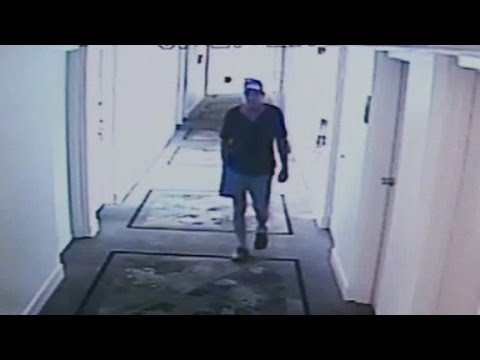 Video shows theater gunman hours before shooting
