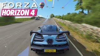 Forza Horizon 4 GAMEPLAY DEMO !