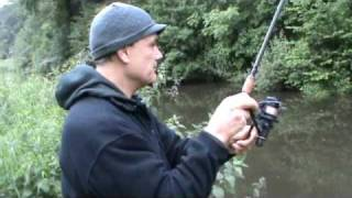 Carp from the Staffs/Worcs Canal - 2009 video 24 (June)