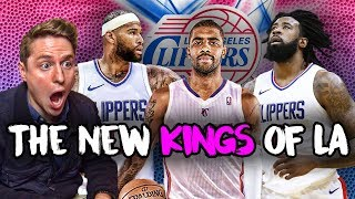 Can the Tobias Harris trade make the Clippers a future DYNASTY? NBA 2K19 Rebuild