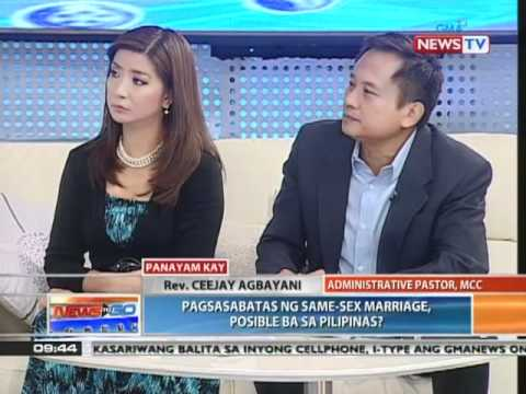 News to Go - Pagsasabatas ng same-sex marriage, posible ba sa PHL?