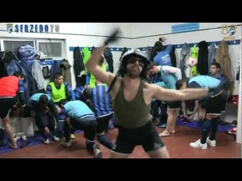SerzedoTV - Harlem Shake dos s�niores do Clube Futebol de Serzedo